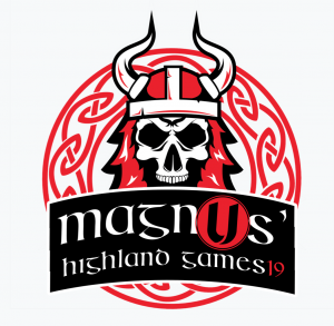 Magnus Highland Games Logo