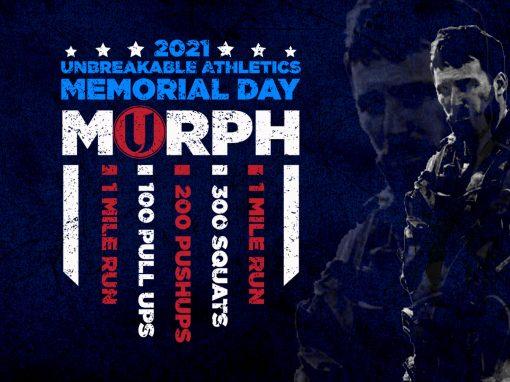 Memorial Day Murph – 5.31.21